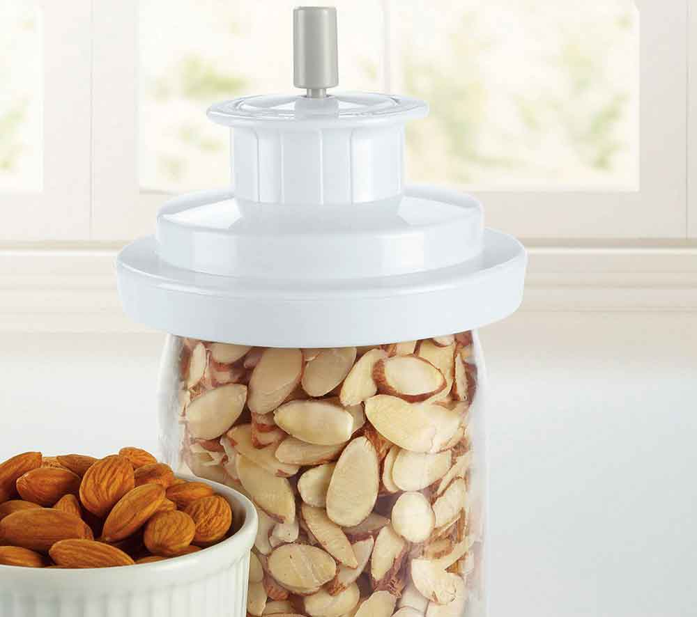 Vacuum Sealer to Seal Jars