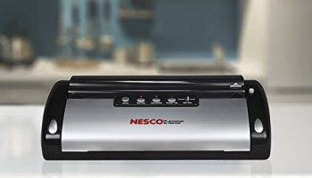 Nesco VS-02 Food Vacuum Sealer – Review