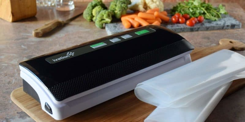 Ivation Vacuum Sealer VSP 180 Review