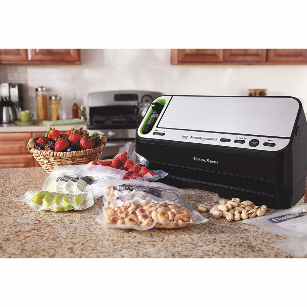 FoodSaver Vacuum Sealer V4440 2-in-1 Automatic System