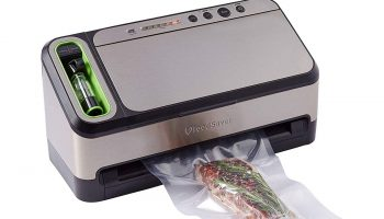 FoodSaver 4840 2 in 1 Automatic Vacuum Sealing System Review