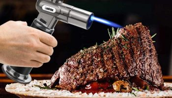 11 Best Kitchen Torch for Sous Vide 2021