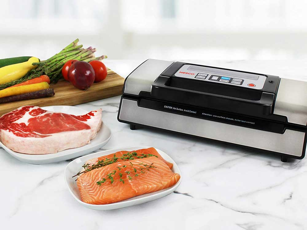 Best Vacuum Sealers for Sous Vide