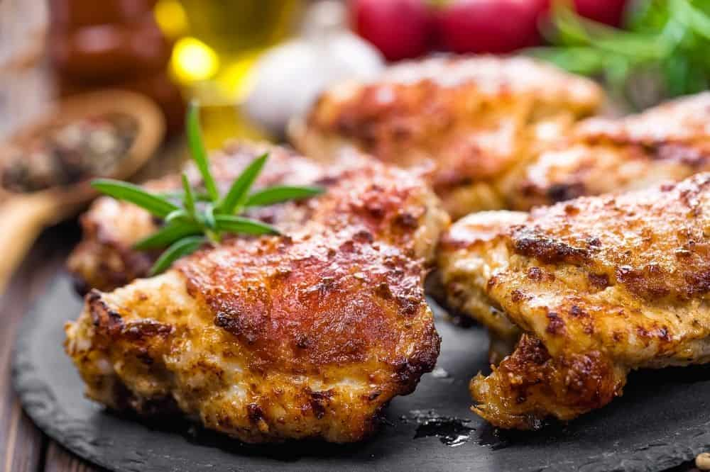 Sous Vide Chicken Thighs Recipe