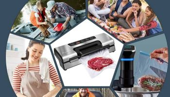 POTANE Precision Vacuum Sealer